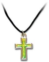 Halskette Kreuz