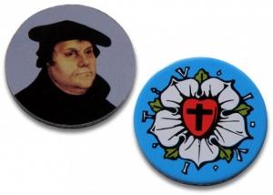 Einkaufswagenchips Martin Luther (10 Stück)