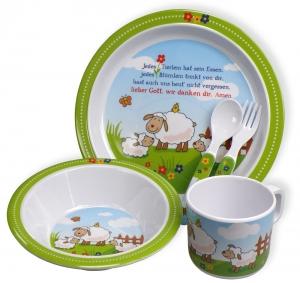 Kinder-Essgeschirr-Set