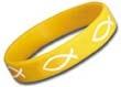 Armband gelb