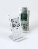Handyhalter mit Fotorahmen