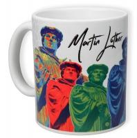 Keramiktasse Martin Luther