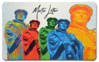 Frühstücksbrettchen Martin Luther