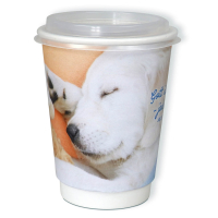 Puzzle-Cup - Hund