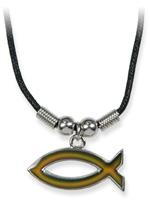 Halskette Fisch